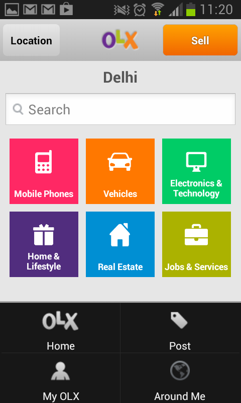 Олх приложение скачать на андроид