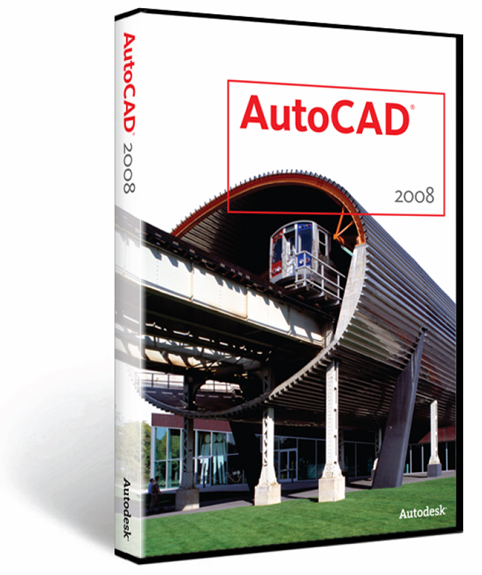 Как программу автокад 2008