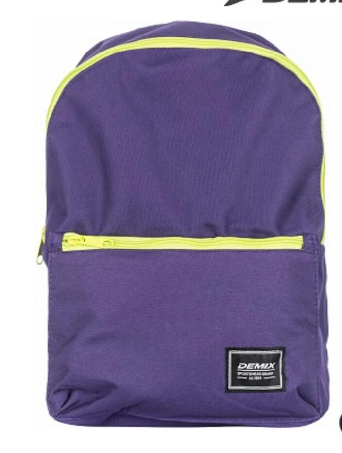 Demix унисекс рюкзак