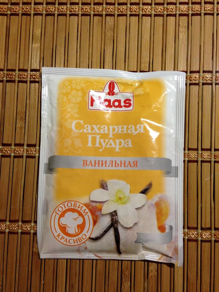 Ванильная сахарная пудра своими руками 74