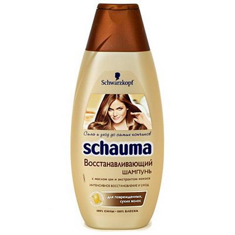 Шампунь для волос восстанавливающий