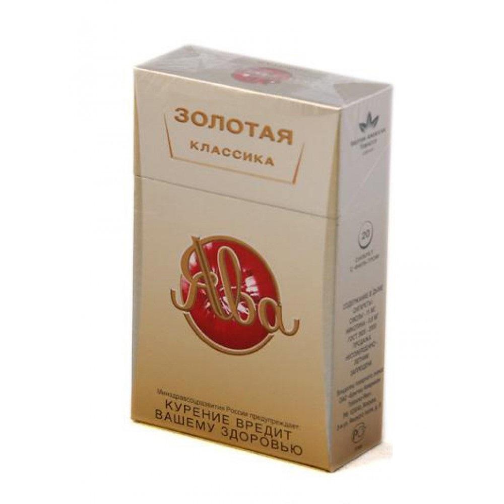 Купить сигареты ява белое золото классическая электронная сигарета izi заказать