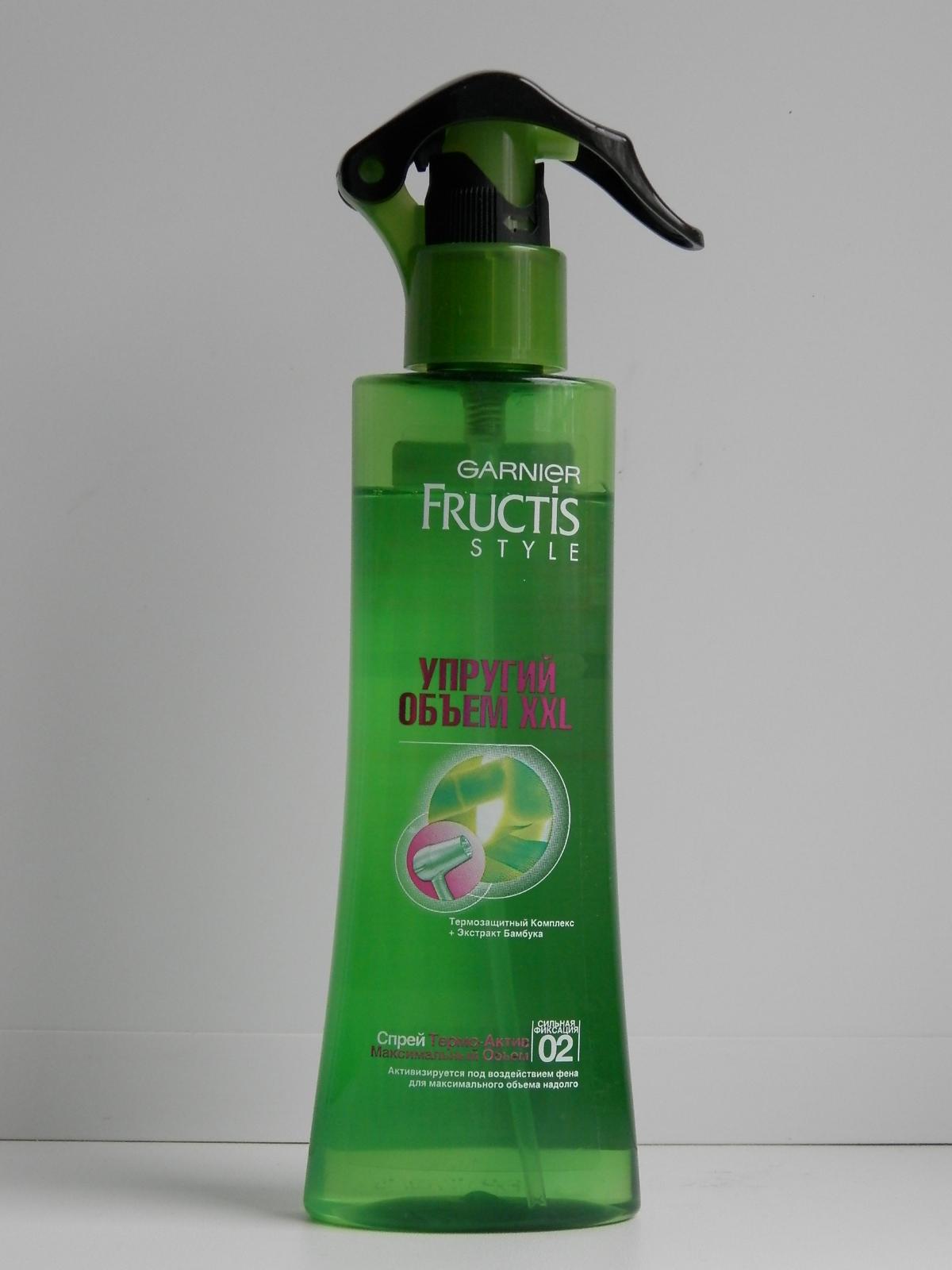 Спрей для волос фруктис-отзывы