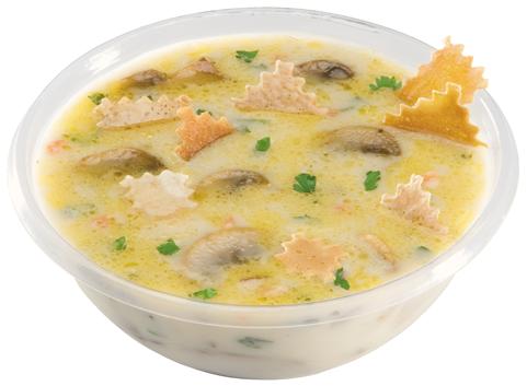 грибной суп как в теремке рецепт