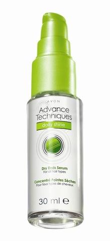 Питательная сыворотка для волос avon advance techniques