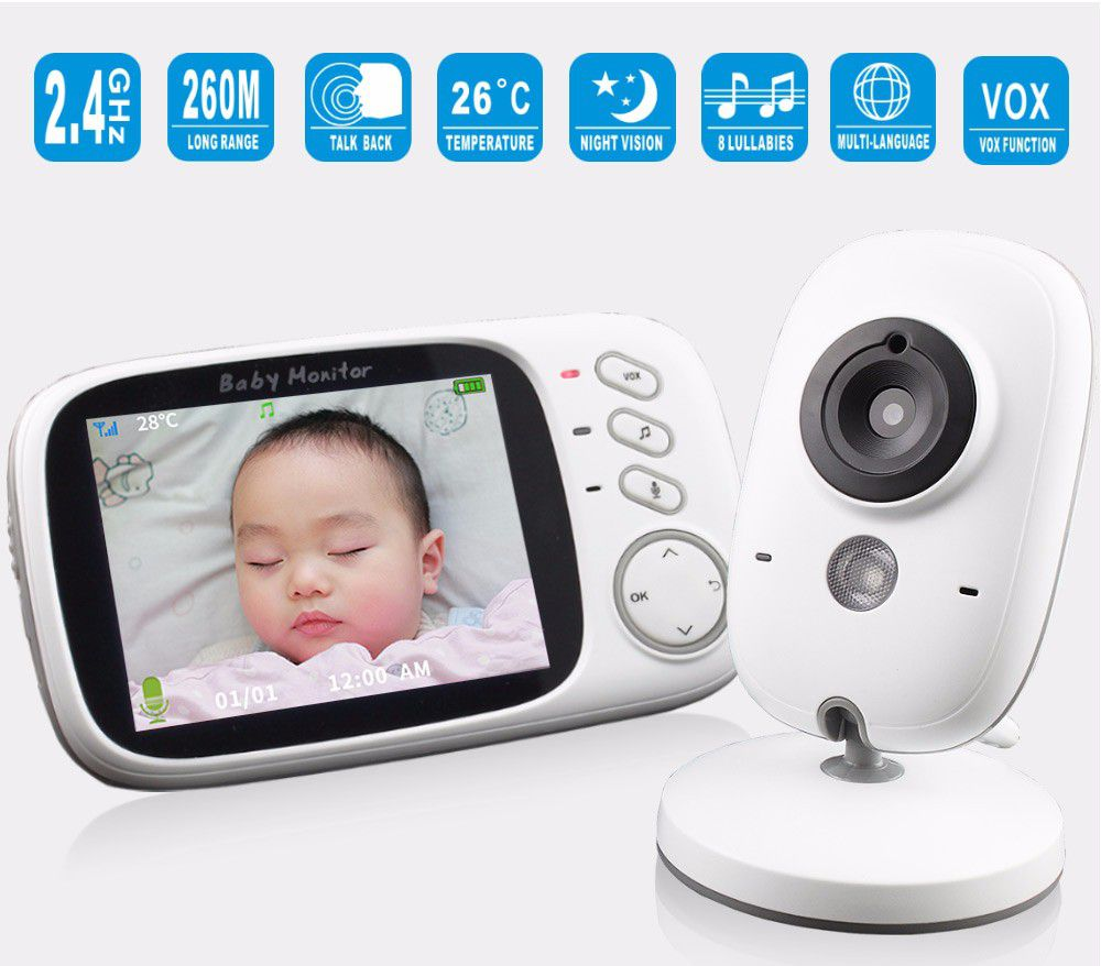 видеоняня Video Baby Monitor Vb603 32 отзывы