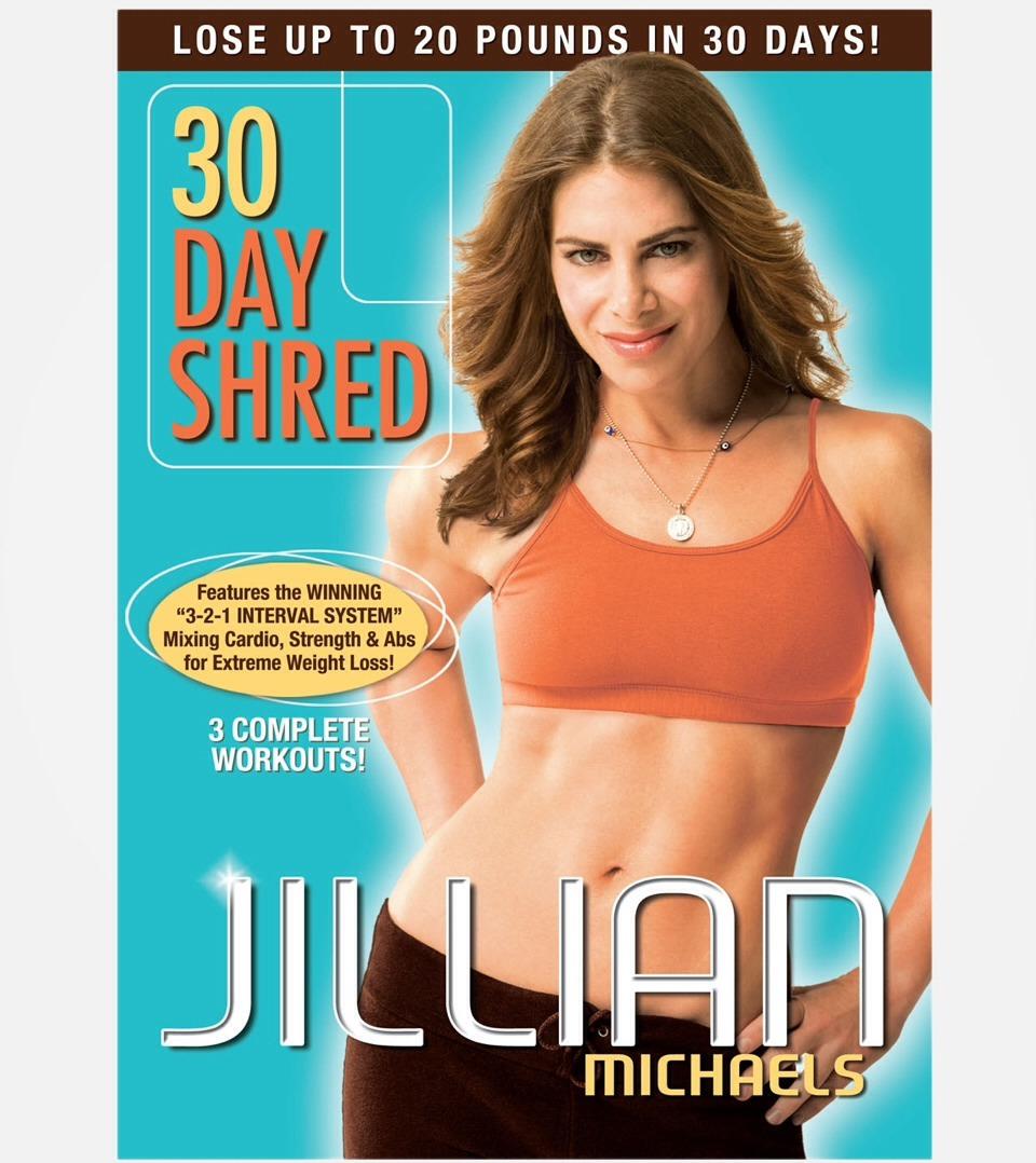 Тренировки с джилиан майклс стройная фигура за 30 дней 8 фотография