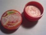 """Масло для губ """"The Body Shop"""" розовый грейпфрут - в открытом состоянии"""