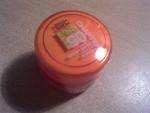 Бальзам для губ CHAPTER персиковый - баночка
