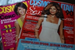 """Внешний вид женского журнала """"Cosmopolitan"""""""
