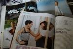 """Страницы женского журнала """"Cosmopolitan"""""""