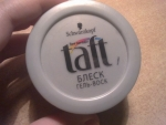 """Гель-воск для волос """"Taft"""" из серии Три погоды"""