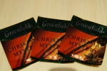 """Упаковки чая Greenfield """"Cristmas Mistery"""" черный с корицей"""
