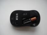 Logitech Wireless Mouse M185 - вид снизу