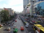 Улица Бангкока (Район Pratunam)