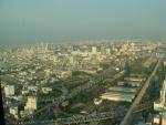 Вид на Бангкок днем (Bayoke Sky)
