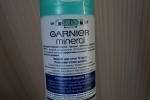 Упаковка дезодоранта-антиперспиранта Garnier Mineral. Максимум защиты 72ч спрея (вид сзади)
