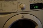 Панель управления стиральной машиной Indesit IWUE 4105