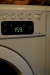 Дисплей стиральной машины Indesit IWUE 4105