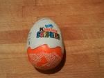 Шоколадное яйцо Kinder Surprise