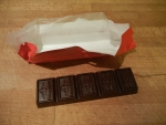 """Шоколад """"Бабаевский"""" с помадно-сливочной начинкой - без упаковки"""
