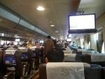 Трансфер из Гонконга в Макао на Cotai Jet - очень удобные кресла внутри