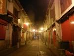 Макао в Китае - в районе старого города