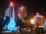 Макао в Китае - очень много казино