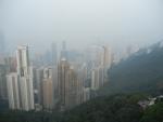 Пик Виктория в Гонконге - вид со смотровой площадки!
