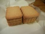 Печенье Юбилейное традиционное - удобно открывать упаковку