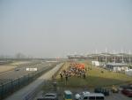"""Гран При Формулы 1 в Шанхае - с трибуны """"А"""" открывается отличный вид на трассу!"""