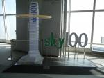Внутри смотровой площадки Sky100 в Гонконге