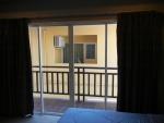 Отель Memory Patong - вид на балкон в номере
