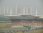 Гран При Формулы 1 в Китае - вид на другие трибуны