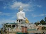 Биг Будда на Пхукете - вид сзади