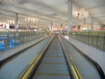Аэропорт Гонконга Чхеклапкок - траволатор