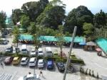 Парковка около Биг Будды на Пхукете
