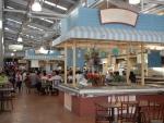 Banzaan Fresh Market - фудкорт на втором этаже