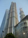 Город Шанхай - небоскребы просто поражают воображение!