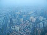 Смотровая площадка в Шанхайском всемирном финансовом центре - самая высокая в мире!