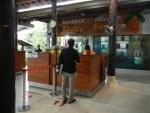 Аэропорт острова Самуи - паспортный контроль