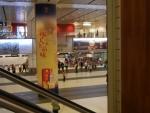 Аэропорт Чанги в Сингапуре - на паспортном контроле почти нет очередей