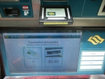 Метро в Сингапуре - автомат по продаже билетов