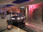 Парк развлечений Universal Studio на острове Сентоза в Сингапуре - посадка на аттракцион Трансформеры