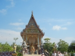 Храм Плай Лем на острове Самуи