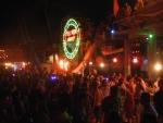 Full Moon Party на острове Панган - все танцуют :)