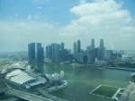 Колесо обозрения Singapore Flyer в Сингапуре - отличный обзор города!