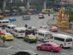 Площадь в Бангкоке