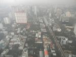 Обзорный вид с высотки Baiyoke Sky Hotel