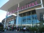 Торговый центр Central Festival на Пхукете - на входе